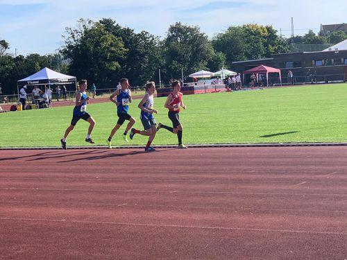 Süddeutsche Meisterschaften U16 in Frankfurt